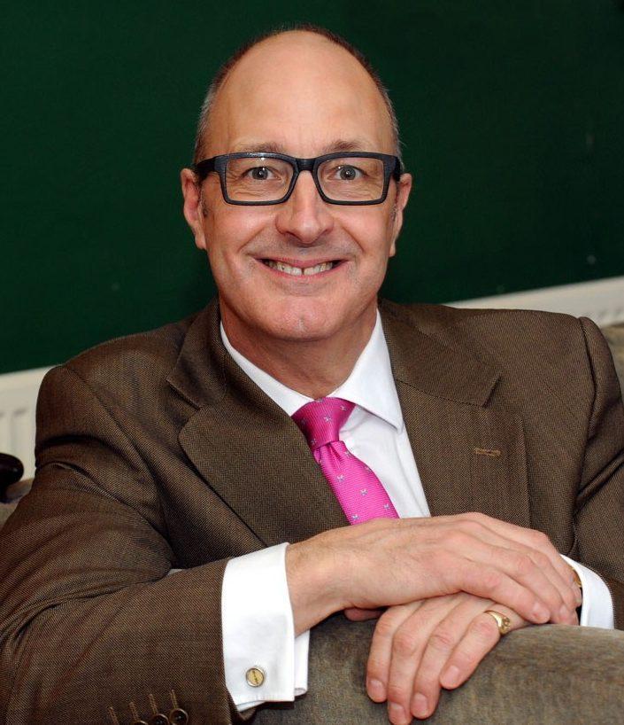 Simon Fanshawe OBE