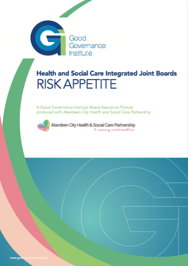 what is risk in health and social care