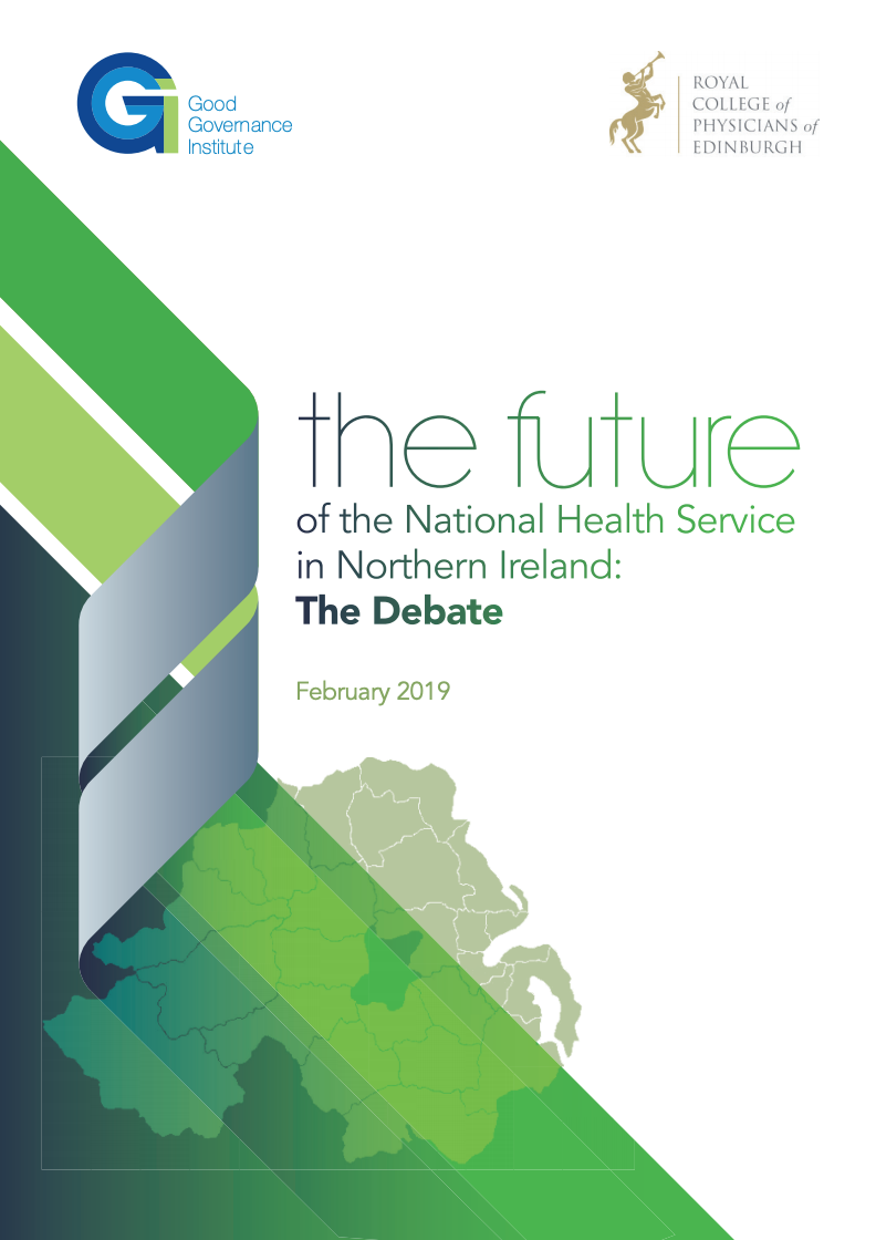The future of the National Health Service in Northern Ireland: The Debate