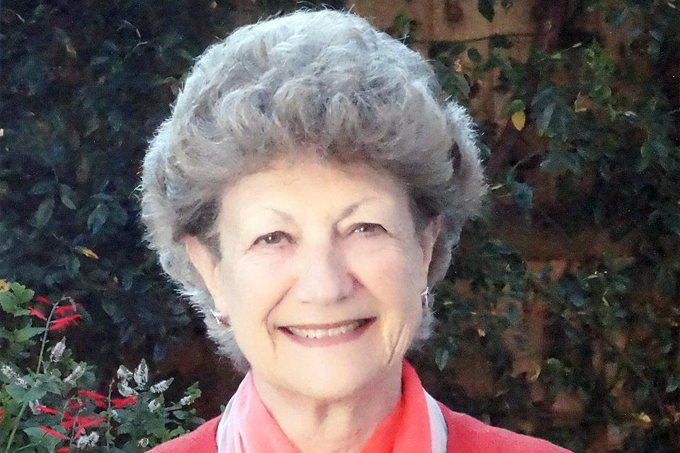 Dame Fiona Caldicott, winner of the 2019 Good Governance Award