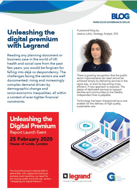 Unleashing the digital premium with Legrand