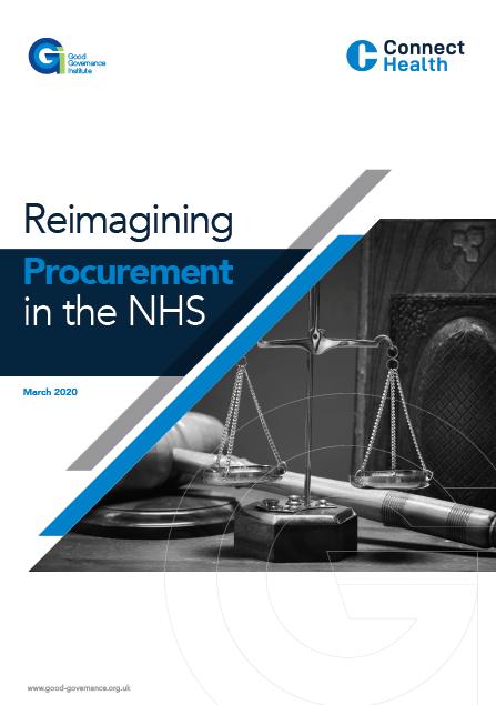 Reimagining Procurement in the NHS