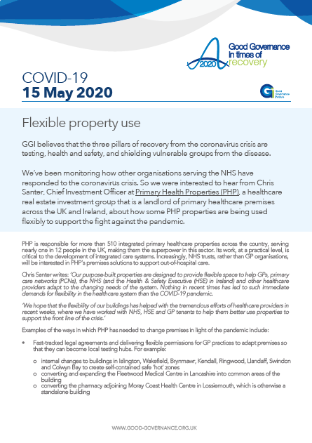 Flexible property use